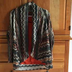 Women's cardigan jacket by Alberto Makali